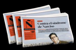 publicar en revista ñ clarín